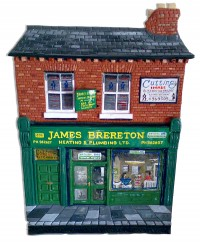 James Brereton Heating & Plumbing previous Shop Front in  Harold's Cross, Dublin